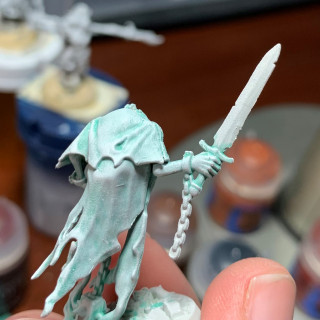 Thorns of the Briarqueen Updating the Ghostly Robes