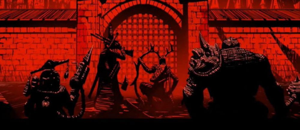 Entering The Cursed City (Warhammer Quest)