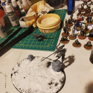 3D Prints and Basing