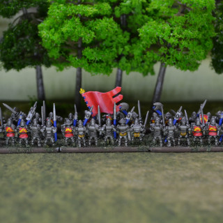 2nd unit of Men-at-arms