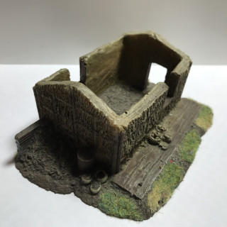 Time to make some scenery
