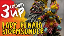 Stormsunder Painting Tutorial – Lady Renata [7 Days Early Access]