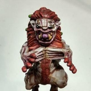Imperial Zoo: Manticore