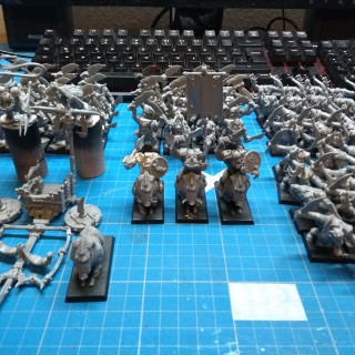 Everything Orc is ready to paint