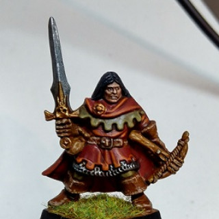 Marcus the Mighty Marksmen of Miragliano
