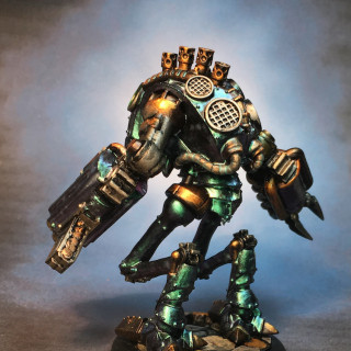 Necrogolems Stride into the Collection