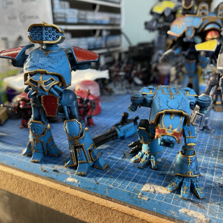 Titans are done (mostly)