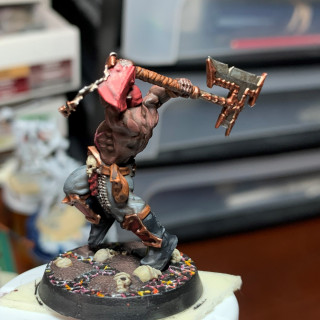 Defining the Rest of the Reaver Colors