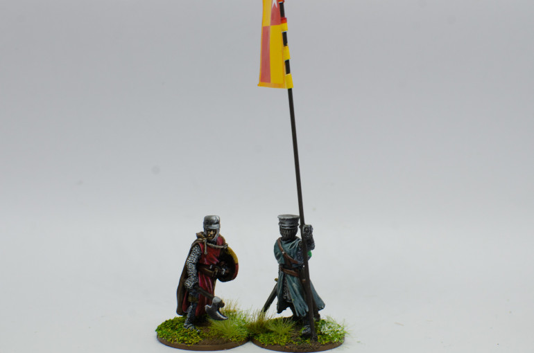 Foot Knight Command groups