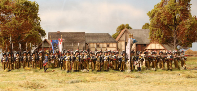 Perry Minatures 1806 Prussians