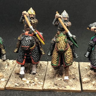 Cavalry done