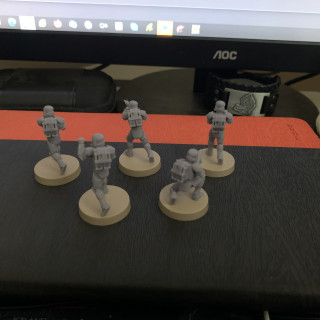 Republic Commandos from Proteus 3D Modelling