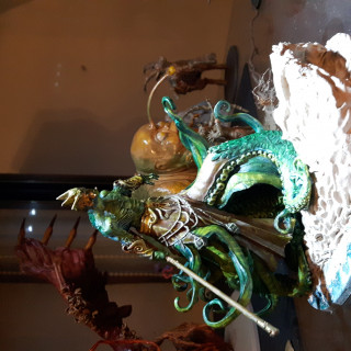 Challenge 4: Painting Poseidon: Part Two: