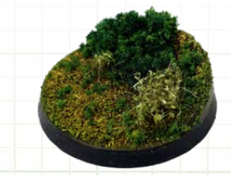 Screencap from the Terrain Essentials basing guide