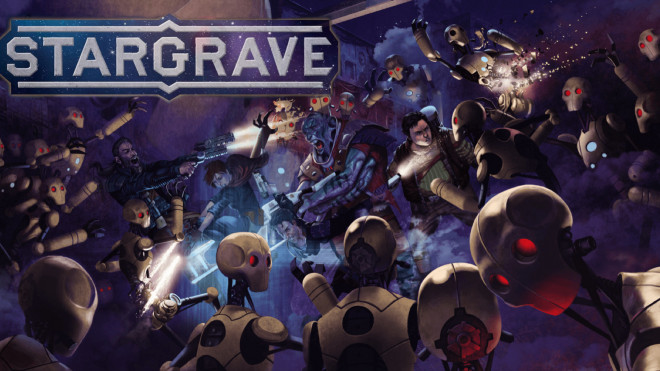 A Core Space Crew For Stargrave
