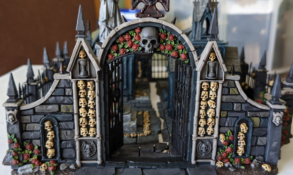 Frostgrave: Post Covid Gaming Spring Cleaning