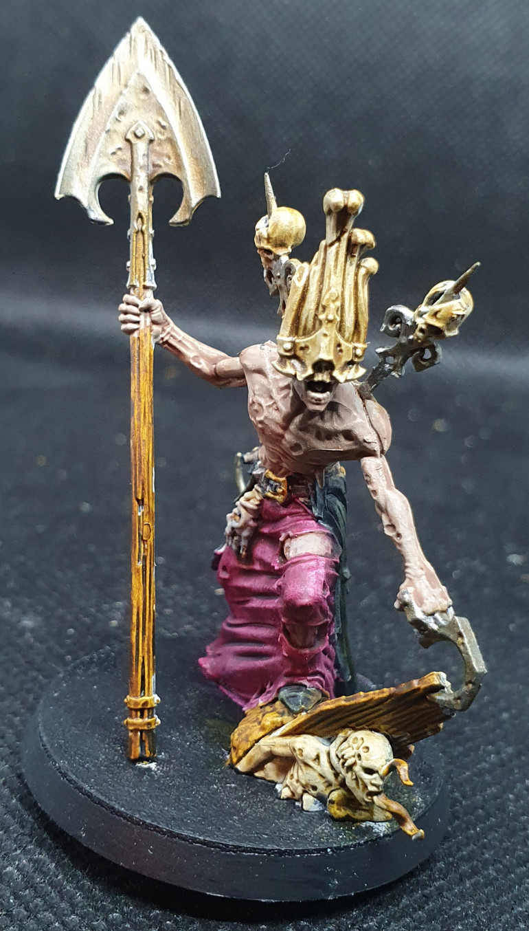 Gorslav the Gravekeeper WIP