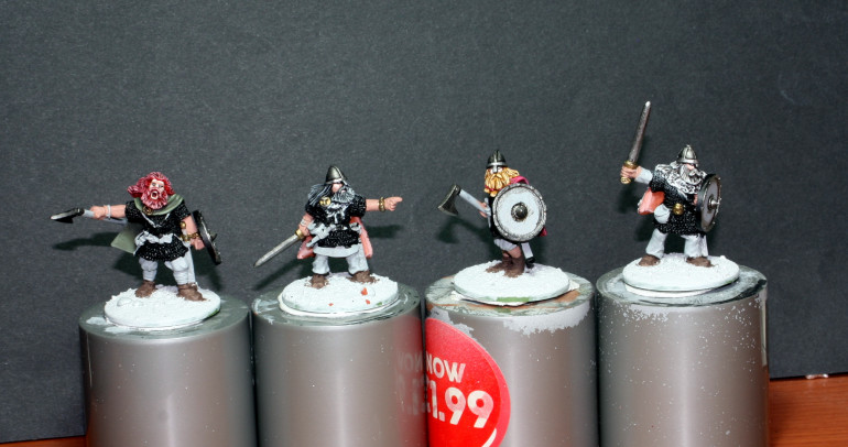 The work has started on the hearth guard unit.