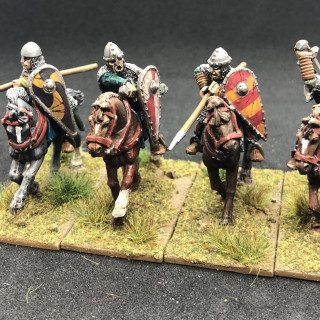 Cavalry done.