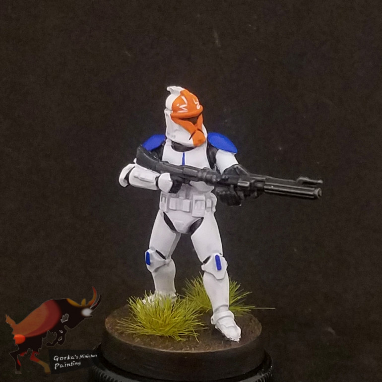 332nd company phase ones
