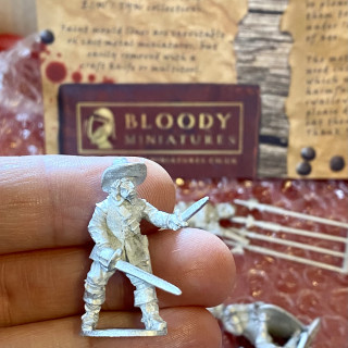 Those Bloody Miniatures!