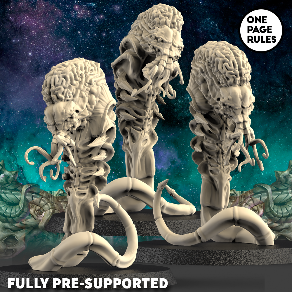 Alien Hives Synapse Floaters - OnePageRules