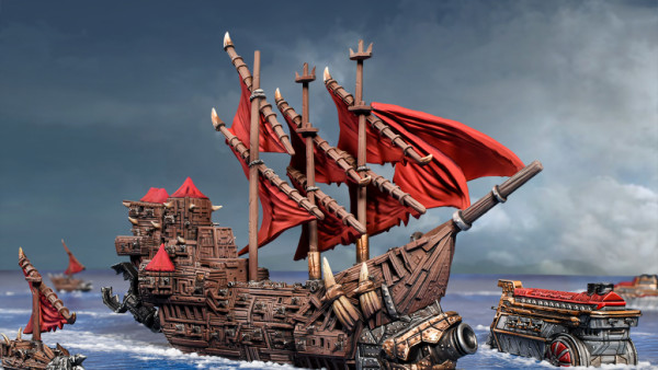 New Extra Large Ships Available to Pre-Order for Armada This May