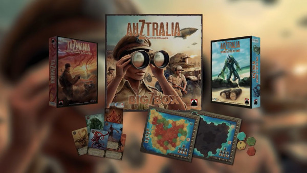 Head To AuZtralia With Two New Board Game Expansions