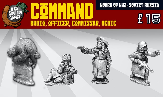 Command - Bad Squiddo Games