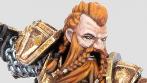 King Dáin Ironfoot & Thorin III Now Available From Forge World