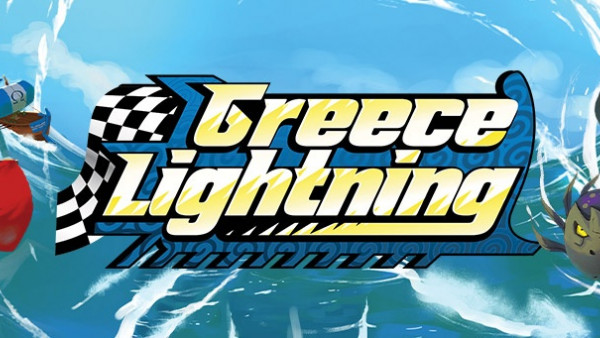 Conquer the Rough Seas of Greece in WizKids' Upcoming Board Game Greece Lightning