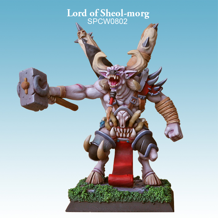 Lord Of Sheol-mog - Spellcrow