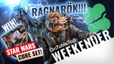 Ragnarök Destroying Kickstarter; New Mythic Battles A Must-Have? + WIN Star Wars Set #OTTWeekender