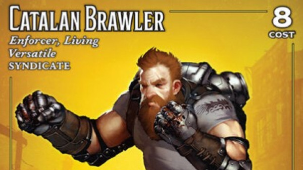 Meet The Catalan Brawler From New Malifaux Outcast Starter Box