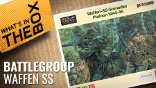 Unboxing: 20mm Waffen-SS Grenadier Range | Battlegroup