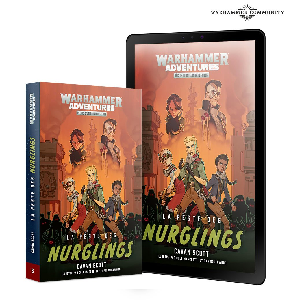 Plague of the Nurglings