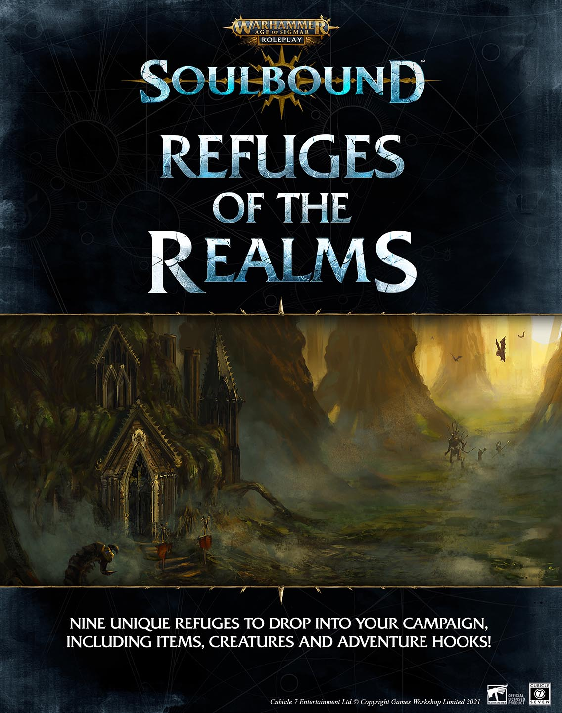 Refuges Of The Realms - Age Of Sigmar Soulbound