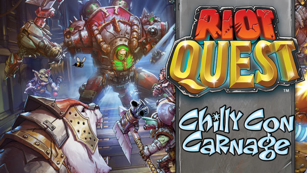 New Riot Quest Expansions Coming To Kickstarter April 2021