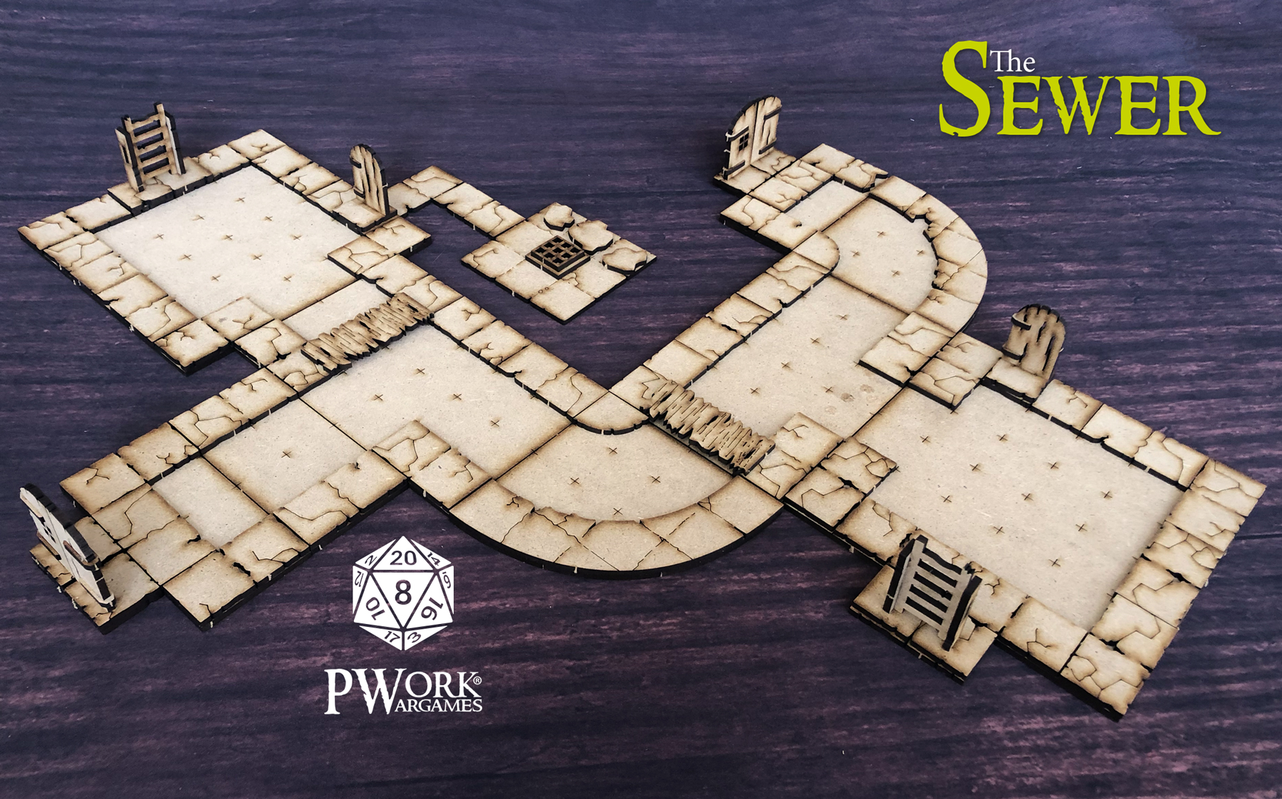 The Sewer - PWork Wargames