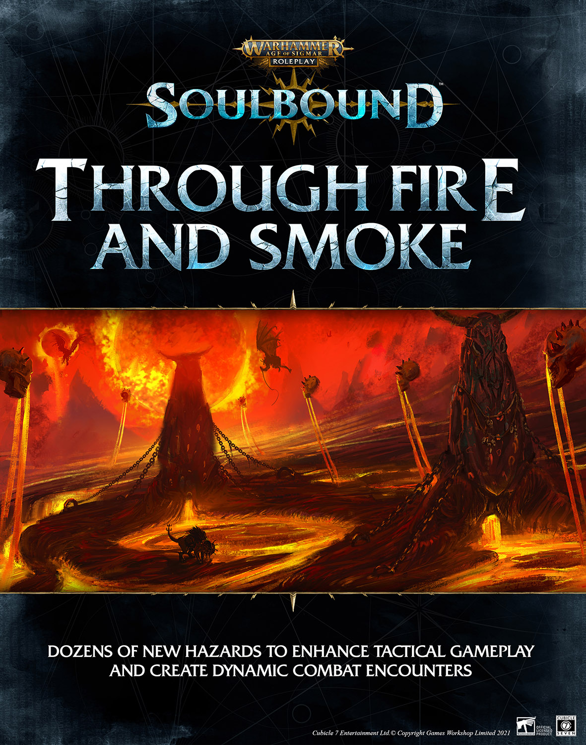 Through Fire And Smoke - Age Of Sigmar Soulbound
