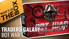 Unboxing: Bot War Starter Box | Traders Galaxy