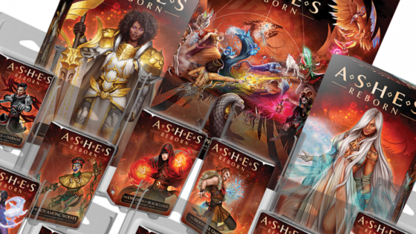 New Edition; Ashes Reborn By Plaid Hat Games Now Available