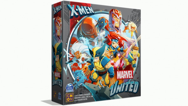 CMON Launch New Marvel United: X-Men Kickstarter