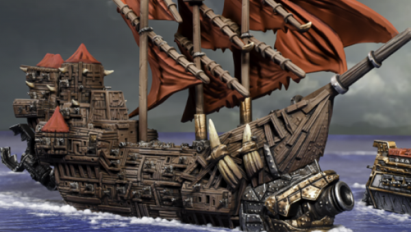 HUGE Ships Hove Into View For Mantic Games' Armada