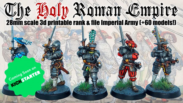 Peculiar Companions Bring Their Imperial Army To Kickstarter
