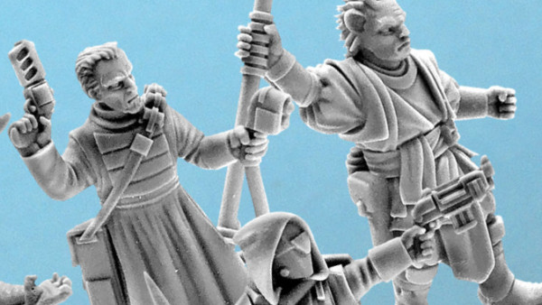 Stargrave Metal Miniatures Previewed & Pre-Orders Fire Up