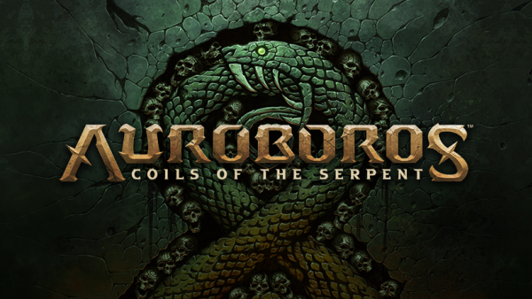 New 5E World on Kickstarter, Auroboros: Coils of the Serpent