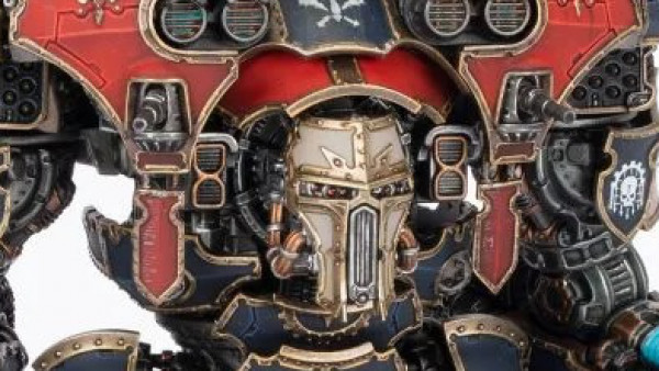 Adeptus Titanicus Gets Its Most Towering Miniature Yet!