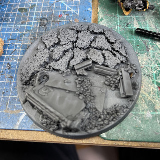 First basing attempt