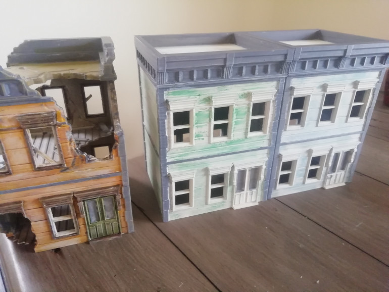 Adding more buildings